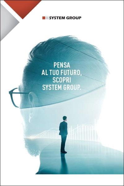 Lavora con noi | Pensa al tuo futuro scopri System Group
