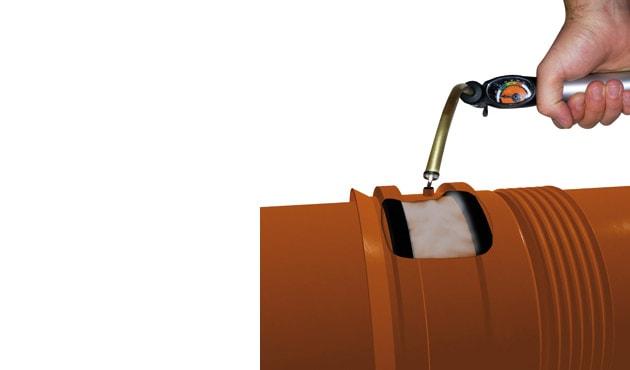 Tubo corrugato-scarico-acqua tripla parete Tech3 - Italiana Corrugati