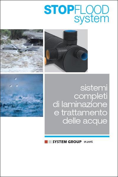 sistemi completi di laminazione e trattamento delle acque