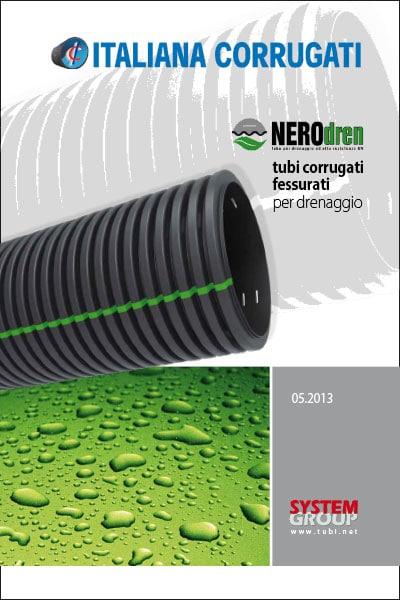 tubo corrugato doppia parete drenaggio
