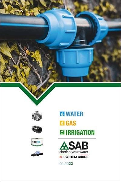 listino water-gas-irrigation