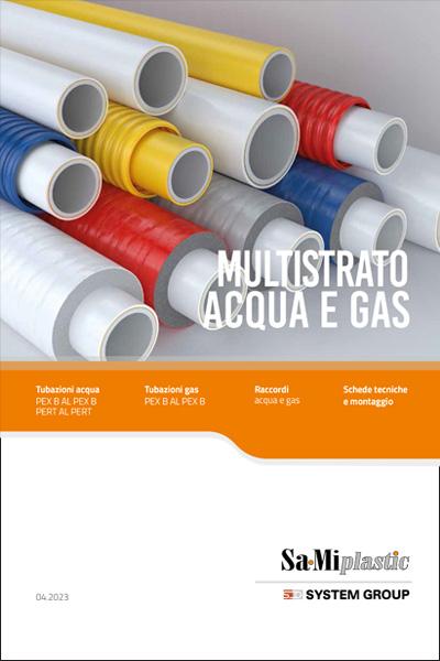 Tubazioni e raccorderia multistrato