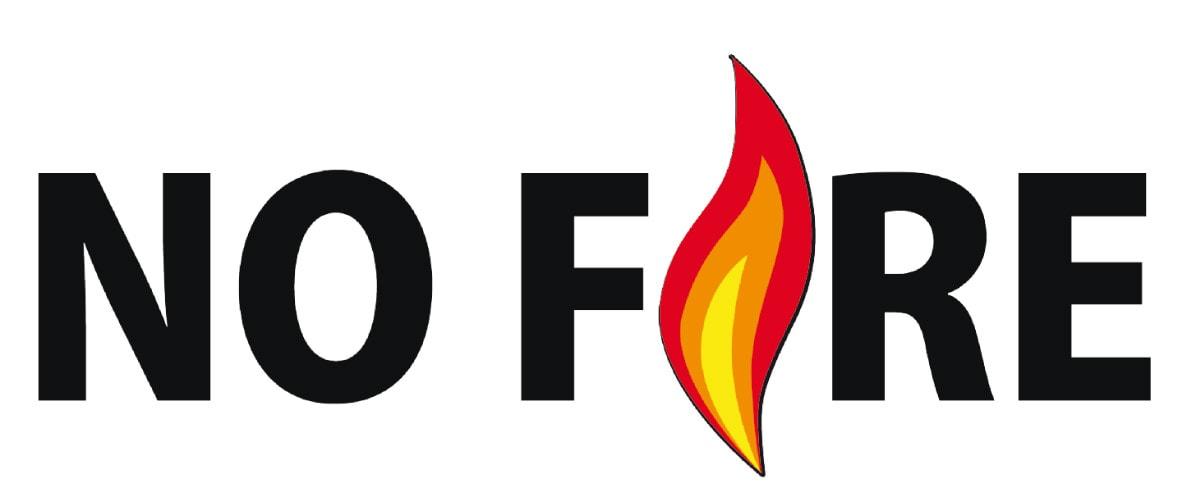 logo no fire 1