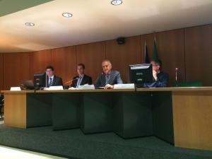 Ing. Emilio Tarquinio - Ing Gaetano Barbone - Prof. Matteo Ranieri - Ing. Nicola La Tegola