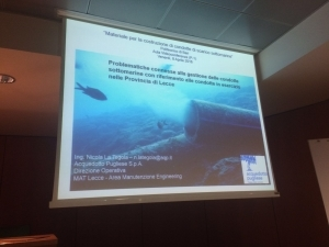 Scarichi sottomarini - Submarine outfalls