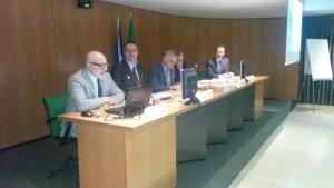 Ing. Damiano Galbo - Piero Ricci - Prof. Matteo Ranieri - Ing. Eugenio Sardo - Marco Maroncelli