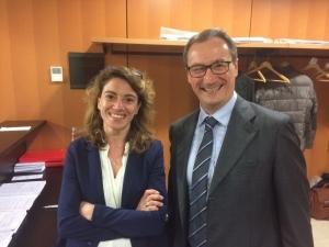 Ing. Gabriella Balacco - Marco Maroncelli