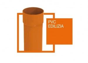Tubo PVC liscio EDILIZIA