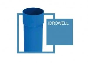 Tubo PVC liscio IDROWEL