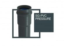 Tubo PVC liscio SG PVC PRESSURE