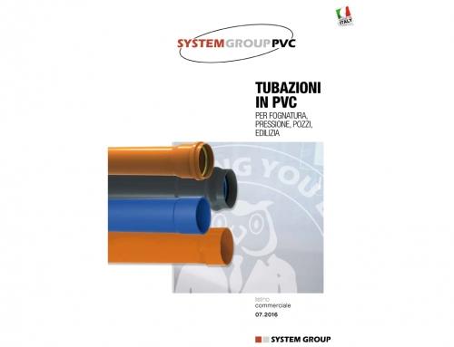 Pozzetti e raccordi in pe per sistemi di scarico interrati for Tipi di tubi in pvc