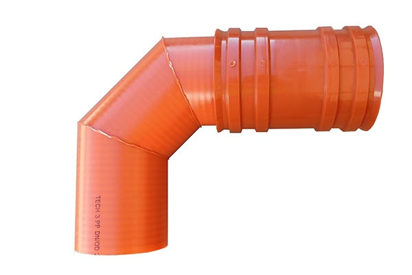 Polypropylene fittings NF certified