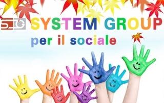 SYSTEM GROUP INIZIATIVE BENEFICHE