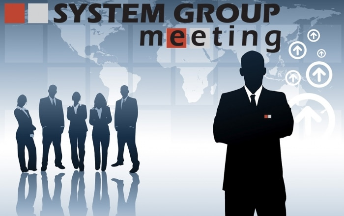 SYSTEM GROUP MEETING