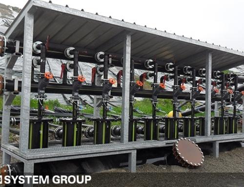 Raccolta percolati e produzione biogas: SYSTEM GROUP al servizio di progettisti e installatori
