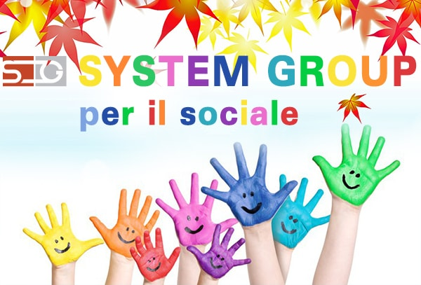 SYSTEM GROUP INIZIATIVE BENEFICHE