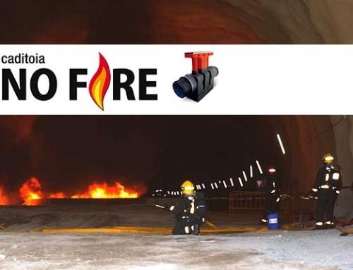 NO FIRE sistema di PROTEZIONE AMBIENTALE e ANTINCENDIO