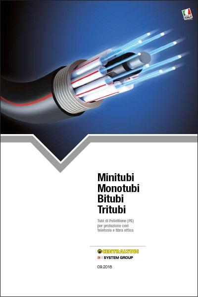Telefonia Minitubi Monotubi-Bitubi-Tritubi - listino