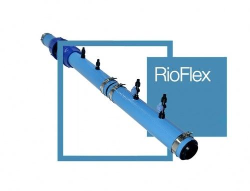 Tubo irrigazione RioFlex PE layflat