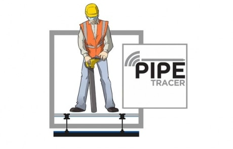 Tubazioni PE - PP - PVC georeferenziabili. Sistema PIPE TRACER.