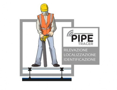 PIPE TRACER – Geo-referenciation system for underground network