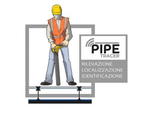 PIPE TRACER – Sistema di georeferenziazione delle infrastrutture di rete interrate