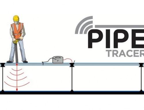 """PIPE TRACER recensito su: """"SERVIZI a rete"""" – Nov/Dic 2018"""