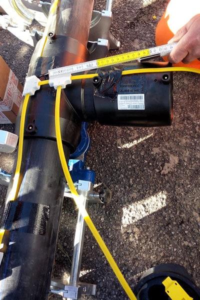 UNARETI ha scelto il PIPE TRACER per localizzare le sue Linee Gas (09)