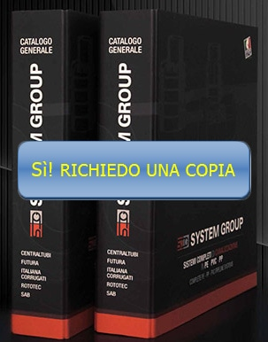 Richiesta Catalogo Generale System Group