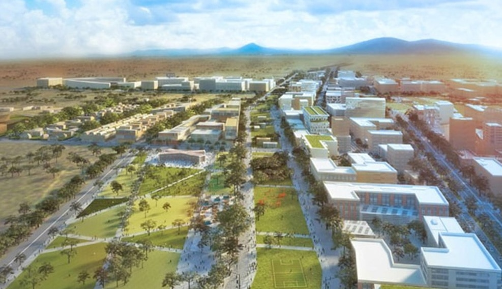 KENYA - PROGETTO SMART CITY KONZA