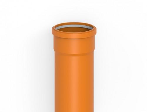 Lucsewer Tube En PVC Pour Assainissement