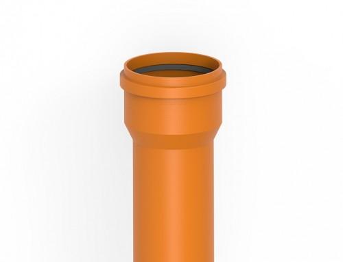 Tubo PVC rigido fognatura-scarichi